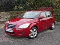 2007 KIA CEED 1.6 SR 5d 121 BHP £2995.00