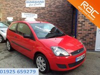 2007 FORD FIESTA 1.2 STYLE 16V 3d 78 BHP £SOLD