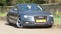 USED 2007 57 AUDI A5 3.0 TDI QUATTRO 3d 237 BHP FSH FACELIFT XENONS LEATHER