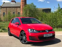 USED 2014 64 VOLKSWAGEN GOLF 2.0 GTD 182 BHP(VAT QUALIFYING)  BUY FROM £78 PER WEEK ZERO DEPOSIT