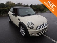 2009 MINI HATCH COOPER 1.6 COOPER D 3d 108 BHP £5100.00