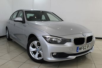 2013 BMW 3 SERIES 2.0 320D EFFICIENTDYNAMICS 4DR AUTOMATIC 161 BHP £10470.00
