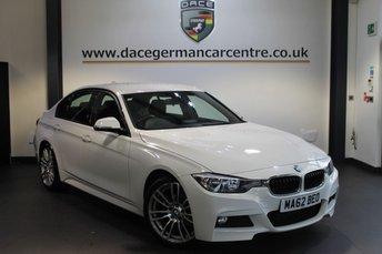 2013 BMW 3 SERIES 2.0 318D M SPORT 4DR AUTO 141 BHP £15970.00