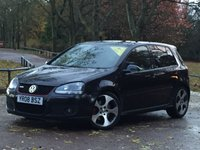 2008 VOLKSWAGEN GOLF 2.0 GTI 5d AUTO 197 BHP £8495.00