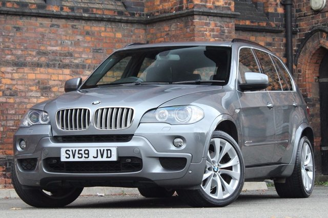 2010 59 BMW X5 3.0 35d M Sport xDrive 5dr