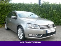 USED 2012 62 VOLKSWAGEN PASSAT 1.6 HIGHLINE TDI BLUEMOTION TECHNOLOGY ESTATE START/STOP 5d 105 BHP Full Main Dealer Service History