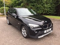 USED 2011 61 BMW X1 2.0 SDRIVE20D EFFICIENTDYNAMICS 5d 161 BHP 6 MONTHS PART AND LABOUR WARRANTY