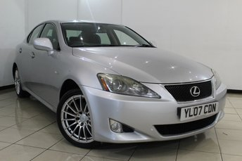 2007 LEXUS IS}