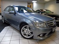 USED 2010 10 MERCEDES-BENZ C CLASS 3.0 C350 CDI BLUEEFFICIENCY SPORT 4d AUTO 231 BHP