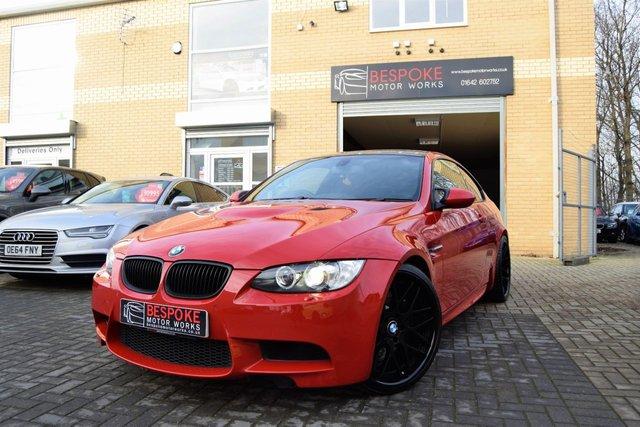 2008 08 BMW M3 4.0 2 DOOR COUPE DCT 420 BHP