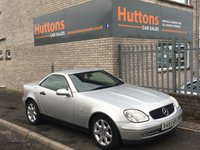 USED 1998 MERCEDES-BENZ SLK 230K 2dr Auto 2 Door Convertible