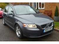 USED 2010 10 VOLVO V50 1.6 D2 ES 5d 113 BHP FREE 6 MONTHS DIRECT WARRANTY