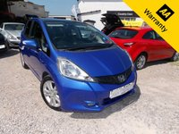 USED 2011 11 HONDA JAZZ 1.3 I-VTEC EX 5d 98 BHP HONDA JAZZ - SMOOTH AND COMFORTABLE TO DRIVE WITH A 'BIG CAR' FEELING!