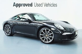 2012 PORSCHE 911 3.4 CARRERA PDK 2d AUTO 350 BHP £SOLD