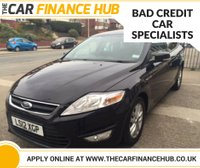 2012 FORD MONDEO}