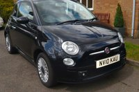 USED 2010 10 FIAT 500 1.4 SPORT 3d 99 BHP FREE 6 MONTHS DIRECT WARRANTY