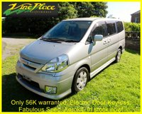USED 2004 04 NISSAN SERENA V-S  Aero Auto +STUNNING SPEC. AND ONLY 56k+AEROKIT+ELECTRIC DOOR+KEYLESS ENTRY+