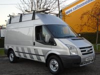 2009 FORD TRANSIT 145 T350m High Roof [ LPG / Duel Fuel ] panel van A/Con Rwd Free UK Delivery LOW COST DRIVING £5450.00