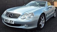 2003 MERCEDES-BENZ SL