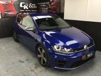 2015 VOLKSWAGEN GOLF 2.0 R DSG 3d AUTO 298 BHP £24250.00