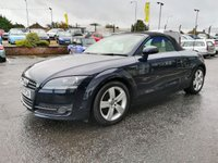 USED 2007 57 AUDI TT 2.0 TFSI 2d 200 BHP £0 DEPOSIT, DRIVE AWAY TODAY!!
