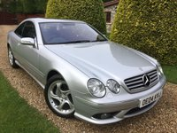 USED 2004 04 MERCEDES-BENZ CL 5.0 CL 500 BEST EXAMPLE ON THE NET 2004........