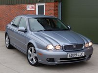 2009 JAGUAR X-TYPE 2.2 SE 4d AUTO 145 BHP £6500.00
