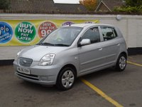 USED 2006 06 KIA PICANTO 1.1 LX 5d 65 BHP Low Insurance Group