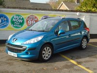 USED 2007 57 PEUGEOT 207 1.4 SW S 5d 94 BHP Low Insurance Group