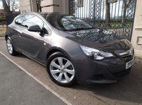 USED 2015 64 VAUXHALL ASTRA 1.4 T GTC SPORT S/S 3d 138 BHP FINANCE & PART EXCHANGE WELCOME
