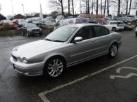 USED 2002 51 JAGUAR X-TYPE 2.5 V6 SPORT 4d 195 BHP £0 DEPOSIT, LOW RATE FINANCE ANYONE, DRIVE AWAY TODAY!!