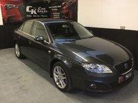 2012 SEAT EXEO 2.0 SE TECH CR TDI 4d 141 BHP £8250.00
