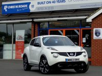 USED 2013 63 NISSAN JUKE 1.5 DCi N-TEC 5d *Sat Nav* *ONLY 9.9% APR with FREE Servicing*