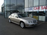 USED 2003 03 ROVER 75 1.8 CLUB SE 4d 118 BHP