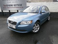 2008 VOLVO S40 1.6 S 4dr £4680.00