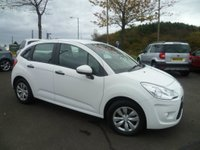2011 CITROEN C3 1.4 VT 5d 75 BHP £3999.00
