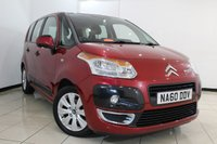 USED 2010 60 CITROEN C3 PICASSO 1.6 PICASSO AIRDREAM PLUS HDI 5DR 90 BHP FULL SERVICE HISTORY + AIR CONDITIONING + CRUISE CONTROL + RADIO/CD + ALLOY WHEELS