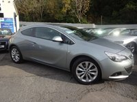 USED 2014 63 VAUXHALL ASTRA 1.6 GTC SRI 3d 177 BHP NATIONALLY PRICE CHECKED DAILY