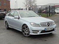 2013 MERCEDES-BENZ C CLASS 2.1 C250 CDI BLUEEFFICIENCY AMG SPORT PLUS 4d AUTO 202 BHP £SOLD