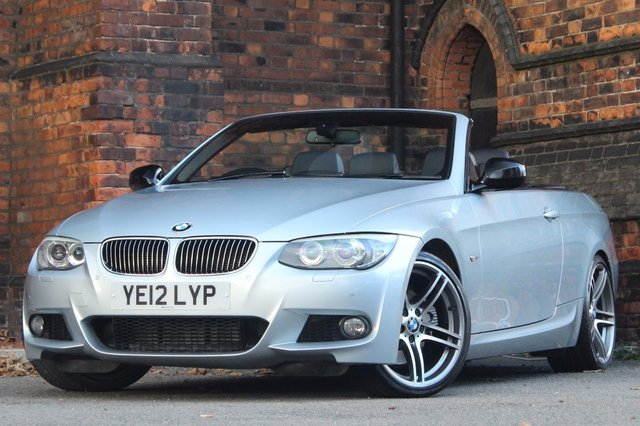 2012 12 BMW 3 SERIES 3.0 330d Sport Plus 2dr