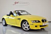 1999 BMW Z3 M 3.2 M ROADSTER 2d 321 BHP DAKAR YELLOW £15950.00