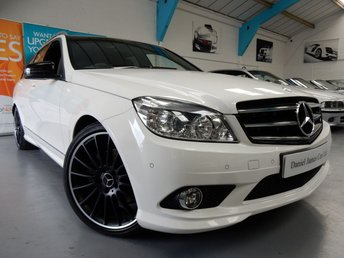 2011 MERCEDES-BENZ C CLASS 3.0 C350 CDI BLUEEFFICIENCY SPORT 5d AUTO 231 BHP £SOLD