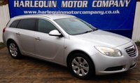 USED 2009 09 VAUXHALL INSIGNIA 2.0 SE CDTI 5d 160 BHP TURBO DIESEL ESTATE