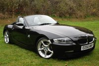 USED 2006 56 BMW Z4 2.0 Z4 2.0i SPORT ROADSTER [148 Bhp] LOW MILEAGE * FSH * HIGH SPEC