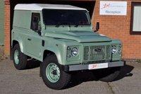 2015 LAND ROVER DEFENDER 2.2 TD HERITAGE HARD TOP 1d 122 BHP  £37950.00