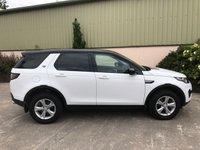 USED 2015 LAND ROVER DISCOVERY SPORT 2.2 SD4 SE 4x4 5dr 5 Seater 5 SEATER, SE TECH