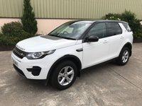 2015 LAND ROVER DISCOVERY SPORT 2.2 SD4 SE 4x4 5dr 5 Seater £26900.00