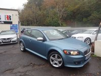 USED 2009 09 VOLVO C30 1.6 SPORT 3d 100 BHP NATIONALLY PRICE CHECKED DAILY