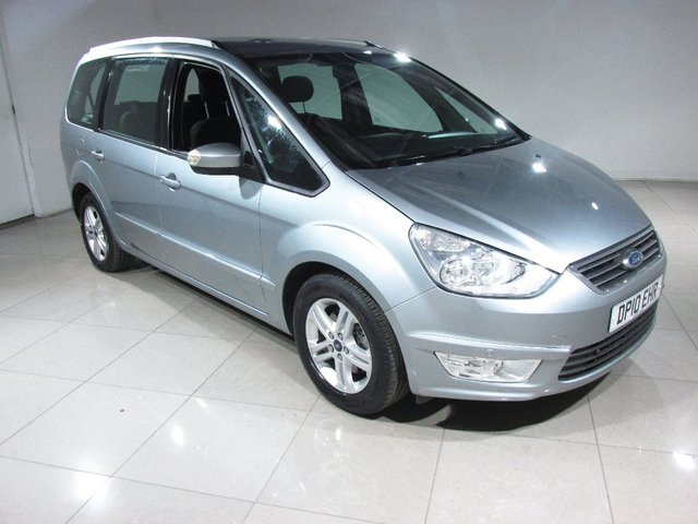 View our 2010 10 FORD GALAXY 2.0 TDCi Zetec 5dr