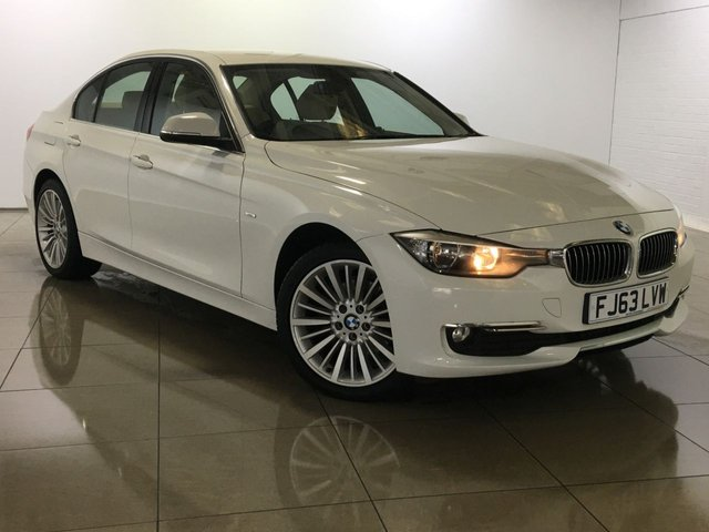 View our 2013 63 BMW 3 SERIES 2.0 320d Luxury xDrive 4dr (start/stop)